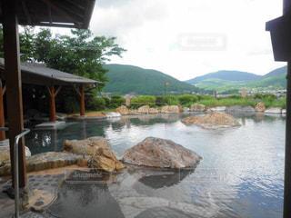 温泉の写真・画像素材[429894]