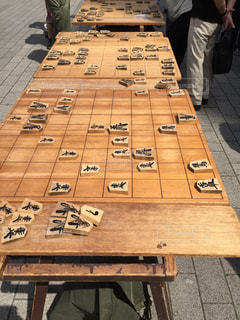 新橋 大盤将棋の写真・画像素材[875068]