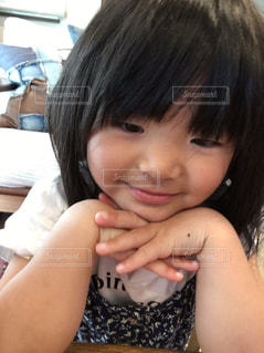 子どもの写真・画像素材[503599]