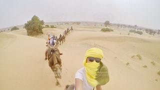 砂漠の写真・画像素材[609444]