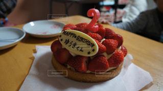 ケーキの写真・画像素材[429108]