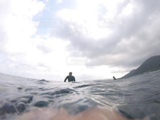 サーフィンの写真・画像素材[443882]