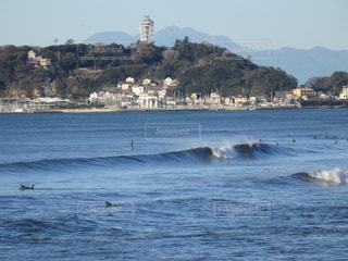 サーフィンの写真・画像素材[495694]