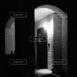 玄関の写真・画像素材[436050]