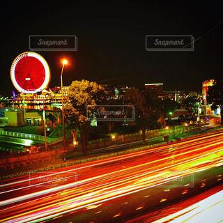 夜景の写真・画像素材[430779]