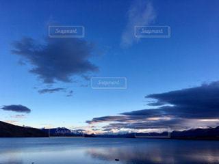 湖の写真・画像素材[432067]
