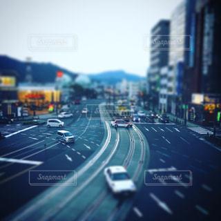 路面電車の写真・画像素材[431508]