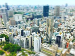 東京タワーの写真・画像素材[602682]
