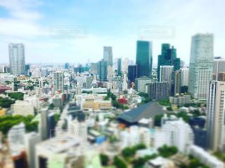 東京タワーの写真・画像素材[602683]