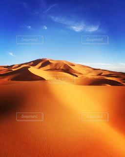 サハラ砂漠の写真・画像素材[951039]