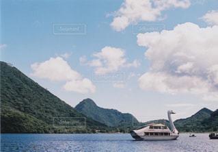 夏の写真・画像素材[448018]