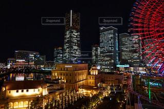 心を動かす夜景の写真・画像素材[938875]