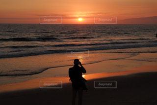 ビーチの写真・画像素材[437041]