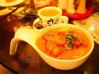 スープの写真・画像素材[436544]