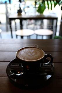 カフェの写真・画像素材[438232]