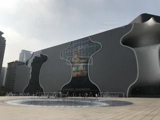 台湾 台中 歌劇院の写真・画像素材[2456785]