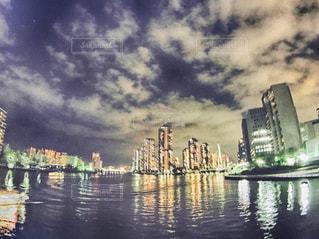 夜景の写真・画像素材[452442]