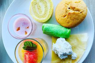 アヤナリゾートの朝食の写真・画像素材[2060532]