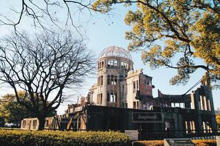 広島原爆ドーム前 - No.1132493