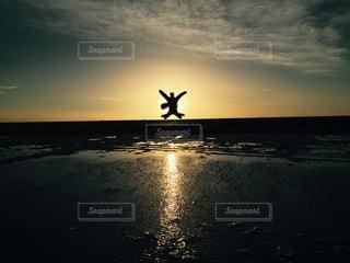 夕日の写真・画像素材[683750]