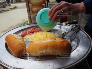 サンドイッチの写真・画像素材[683865]