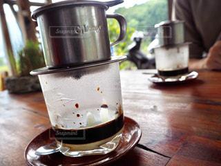 コーヒーの写真・画像素材[684073]