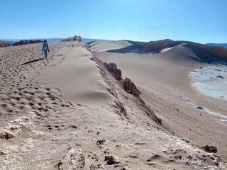砂漠の写真・画像素材[684193]