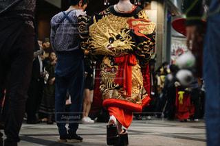 歩くの写真・画像素材[837151]