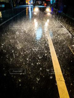 雨雨の写真・画像素材[2337624]