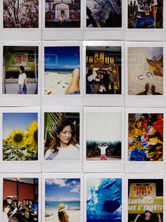 思い出アートの写真・画像素材[2741001]