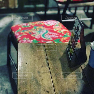 ベトナムカフェのインテリアの写真・画像素材[1714722]