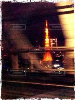 東京タワーの写真・画像素材[441365]