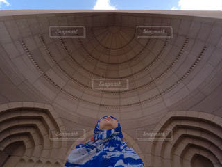イスラムの朝の写真・画像素材[1107564]