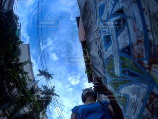 ストリートの写真・画像素材[1108663]