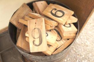 木製カッティング ボードの写真・画像素材[1246071]