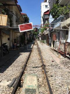 ベトナムハノイにての写真・画像素材[1259083]