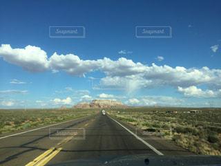 道路の眺めの写真・画像素材[2213160]