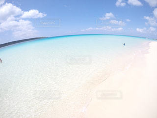 水の大きな体の写真・画像素材[1139313]