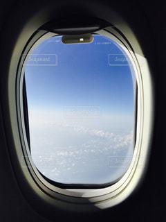 車の窓の表示の写真・画像素材[1139354]