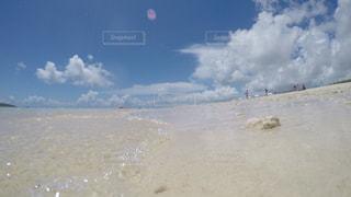 美しい海と青空の写真・画像素材[3493876]