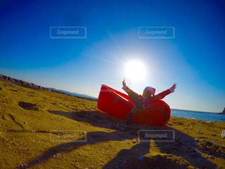 ビーチの写真・画像素材[440018]