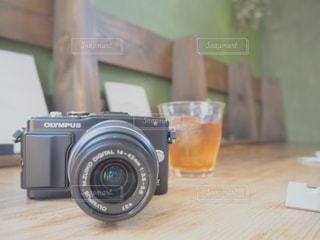 カフェの写真・画像素材[440591]