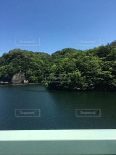 ダムの写真・画像素材[586295]