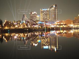 夜景の写真・画像素材[441170]