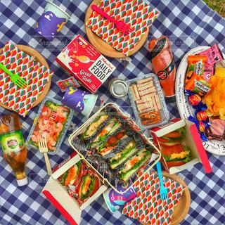 #ピクニック #おしゃれピクニック #おしゃピクの写真・画像素材[441250]