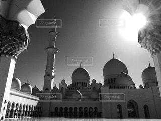 モスクの写真・画像素材[506307]