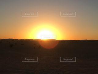 夕日の写真・画像素材[506363]