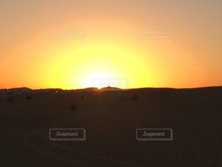 夕日の写真・画像素材[506368]