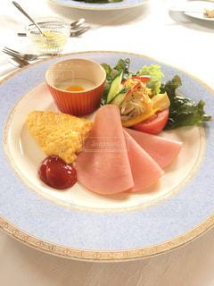 朝食の写真・画像素材[441714]