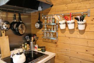 キッチンの写真・画像素材[444509]